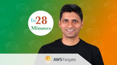 Docker in AWS - Deploy Java Spring Boot to AWS Fargate & ECS