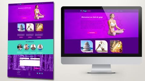 Création d'une maquette web avec Affinity Designer