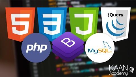 (59+ SAAT) PHP | Sıfırdan Komple Web Uygulaması Geliştir PHP