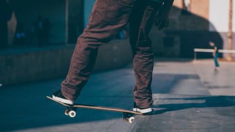 Learn to skateboard - Foundation