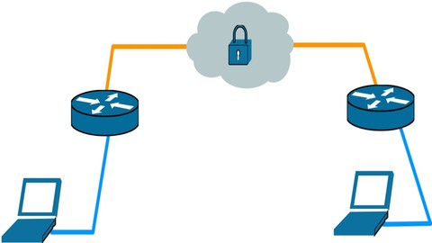 VPN with IPsec, GRE, EoIP and Multicast Real Labs
