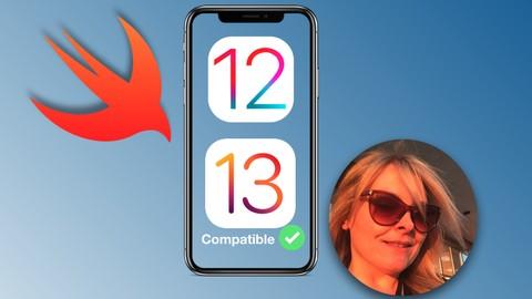 Swift 5 con iOS 12 compatible con iOS 13