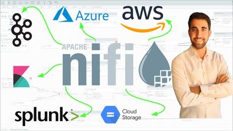 Apache NiFi - Aprende a conectar todas las plataformas