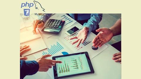 Sistema de Controle Financeiro com PHP 7