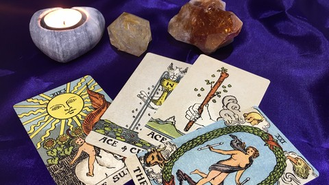 Intuitive Tarot: The Complete Tarot Card Reading Masterclass