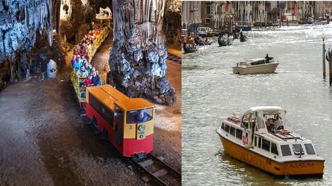 Slovenia + Venice  summer  2019