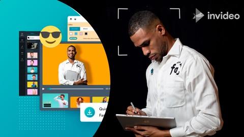 Video marketing con INVIDEO :Edita y crea VÍDEOS PRO!