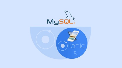 Aplicativos com Ionic 5 e Mysql