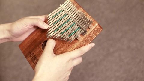 一天掌握一门乐器。卡林巴拇指琴