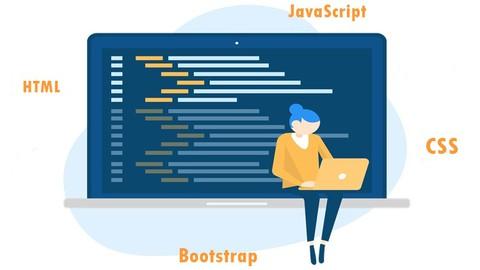 Desenvolvimento de páginas web (HTML + CSS + JS + Bootstrap)