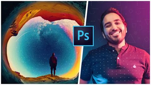 Photoshop CC 2021 MasterClass: Be a Creative Professional