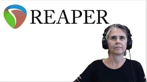Gravação e edição de voz com Reaper