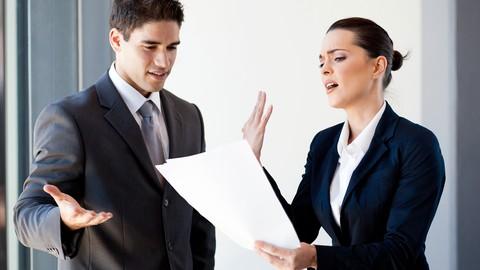 Aprende a solucionar conflictos y discrepencias