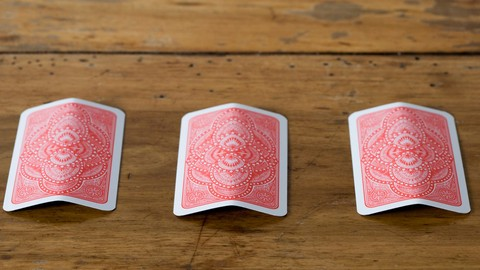 Learn the 3 Card Monte Magic Trick (Tips From the Street)