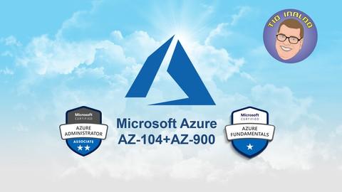 Microsoft Azure AZ-104 Azure Administrator + AZ-900