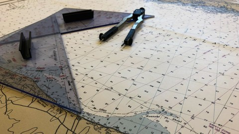 How to Navigate with a Traditional Nautical Chart
