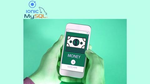 Aplicativo Financeiro com Ionic 5
