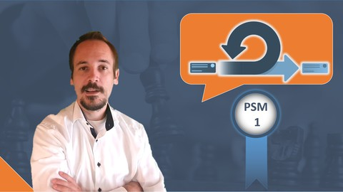 Scrum & Agile Meisterkurs mit Praxisbeispielen und PSM1-Test
