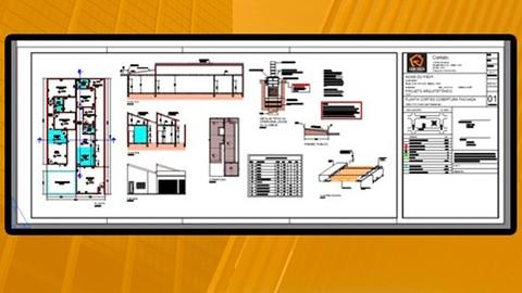 Formação Completa no AutoCAD 2D, 3D e VBA