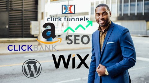 Affiliate marketing for beginners|Click bank, Amazon & more!