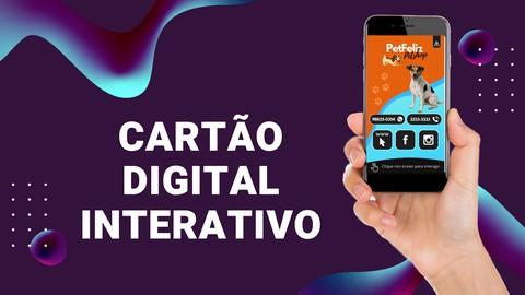 Como Fazer um Cartão Digital Interativo Passo a Passo