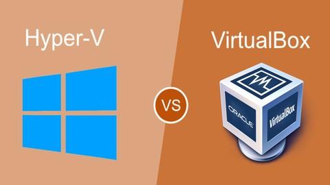 Virtualização com VirtualBox e Hyper-v