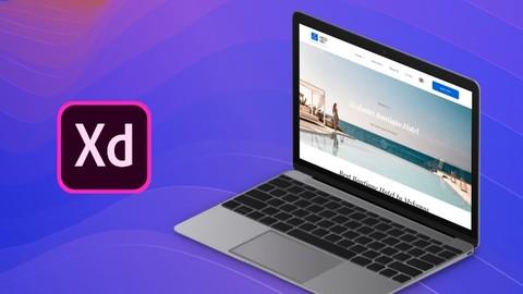 Website Design From Scratch In Adobe Xd