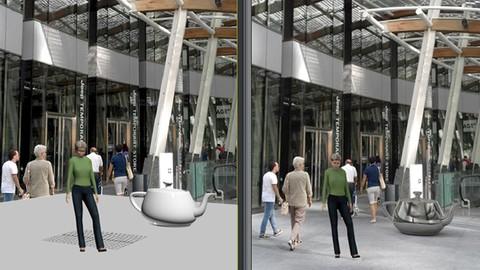 3ds max Architettura e Illuminazione