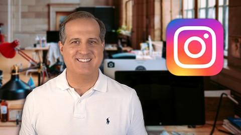 Curso Instagram Marketing Completo - Do Básico ao Avançado.
