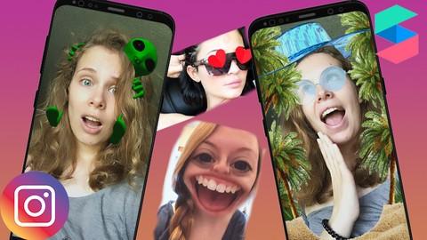 Instagram Effects, Filters or Masks / Spark AR Tutorial