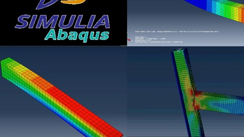 ABAQUS Finite element analysis FOR RC STRUCTURAL ELEMENTS