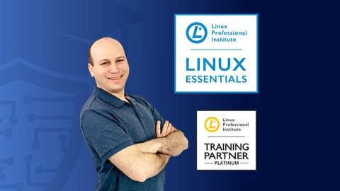 LPI Linux Essentials (010-160) Complete Course and Exams