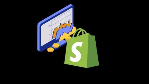 Shopify Dropshipping + Chatbot ve Email Marketing + Destek