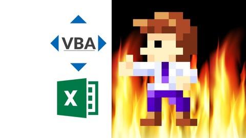 Excel VBA エキスパート認定への道 ~マクロ初心者から資格試験レベルへ &7つの自動化 マクロ を作る15時間