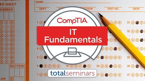 TOTAL: CompTIA IT Fundamentals ITF+ (FCO-U61) Practice Tests