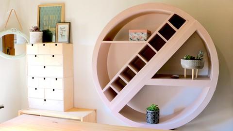 Apprendre à créer du mobilier en carton: Tutoriel complet