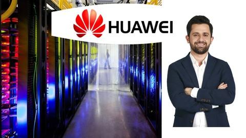 * Huawei HCIA (HCNA) Configuration Labs *