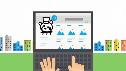 WEBデザイナーになりたい人のための【WEBデザイン入門講座】対象:WEB制作について基礎から学びたい方・業界未経験者