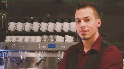 Corso online di caffetteria
