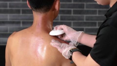 肩膀傷害防護-運動刮痧首次解密
