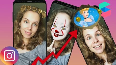 Advanced Spark AR / Instagram Filters Instagram Masks