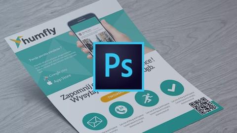 Kurs Photoshop projektowanie identyfikacji biznesowej