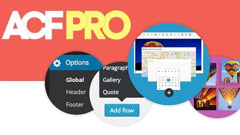 Crea campos personalizados en WordPress con ACF PRO