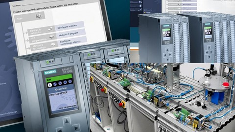 Tia Portal ile Siemens S7 1500 PLC ve SCADA Programlama