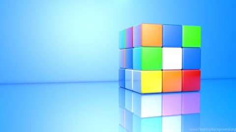 Rubik's Cube Solving Course - Simple