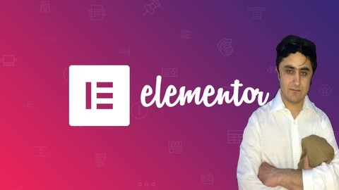Create websites without coding with Elementor and Wordpress