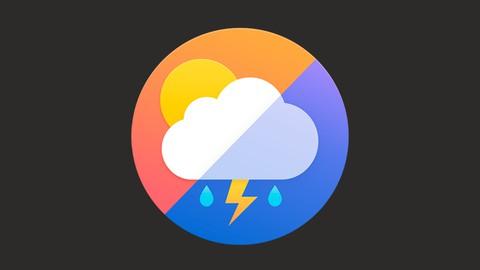 Application météo sur navigateur en JavaScript