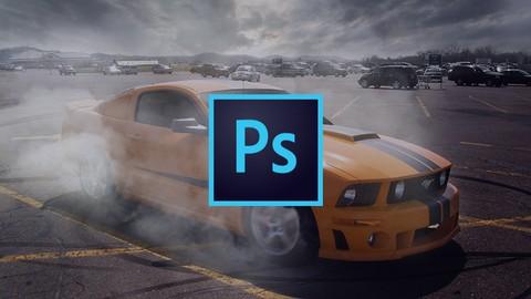 Kurs Photoshop obróbka - fotografia motoryzacyjna