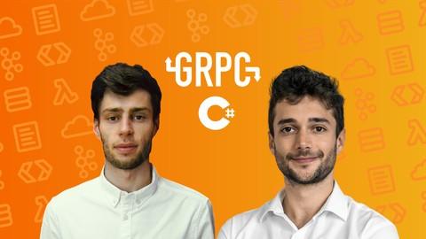 gRPC C# Master Class: Build Modern API & Microservices