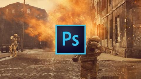 Kurs Photoshop fotomanipulacje / fotomontaże